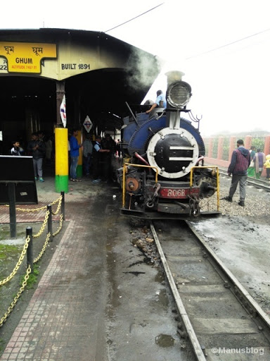 In the lap of Himalayas - Darjeeling